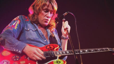 Alvin Lee and Company in London, 1975