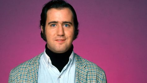 Comedy: Andy Kaufman's Dadaist Humor