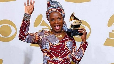 Folk & Bluegrass: GRAMMY WINNER: Angelique KIdjo