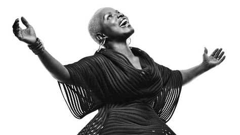 Video: Angelique Kidjo Thrills Newport