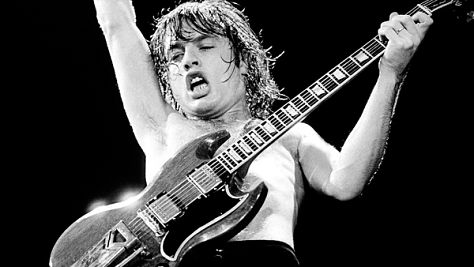 Angus Young's Relentless Boogie Onslaught