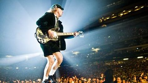 Rock: Happy Birthday, Angus Young!