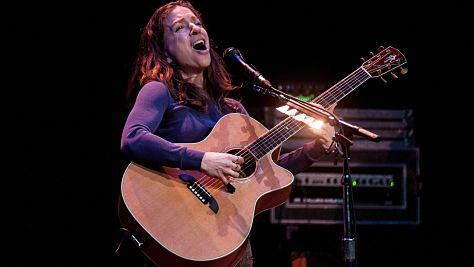 Folk & Bluegrass: Ani DiFranco's Daytrotter Session