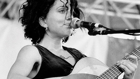 Folk & Bluegrass: Ani DiFranco at Black Oak Ranch