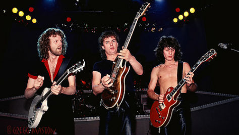 Rock: New Release: April Wine in Las Vegas, '81