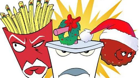 Comedy: An Aqua Teen Hunger Force Christmas