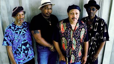Rock: Getting Funky With the Neville Brothers