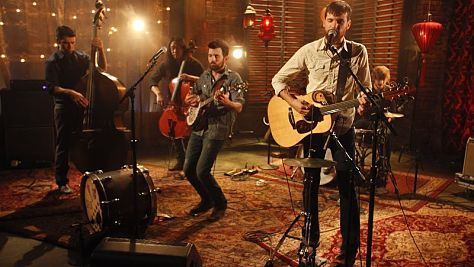 Indie: Avett Brothers at Big Orange Studios