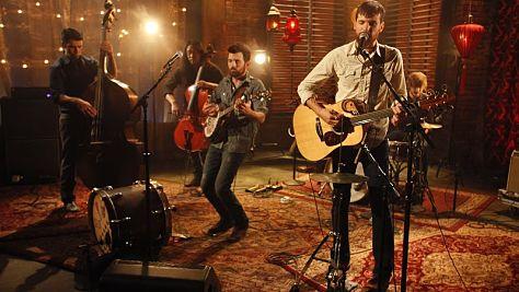 Indie: Avett Brothers at Big Orange Studios