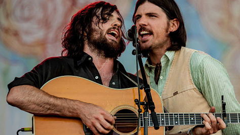 The Avett Brothers' Rich Blend