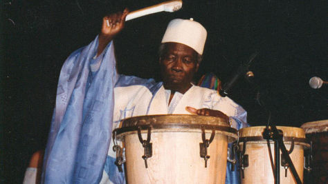 Folk & Bluegrass: Olatunji's Drums of Passion