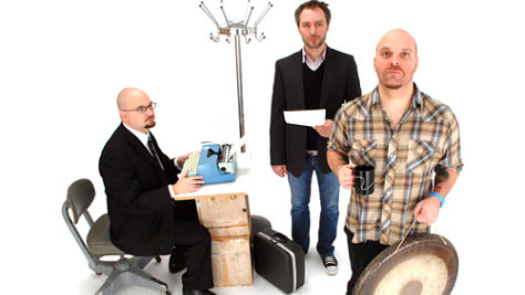 Jazz: The Bad Plus Breaking the Rules