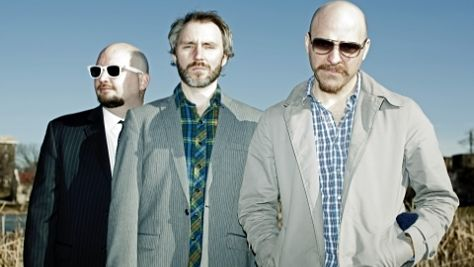 The Bad Plus Breaking the Rules