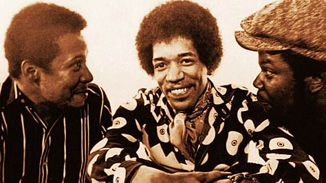 Rock: Band of Gypsys at the Fillmore East