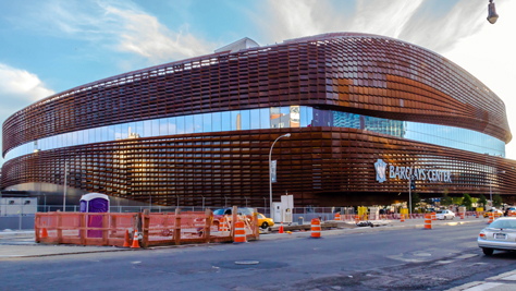 Brooklyn, Meet Barclays Center!