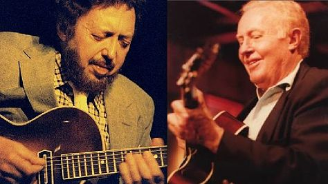 Jazz: Barney Kessel & Herb Ellis Swingin' in '75