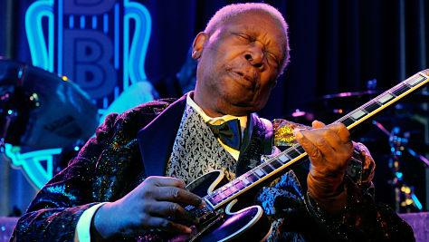 Blues: B.B. King, R.I.P.