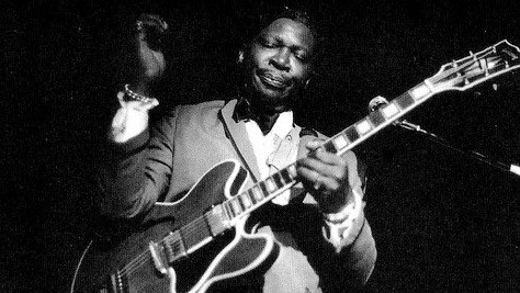 B.B. King Gives Winterland the Blues