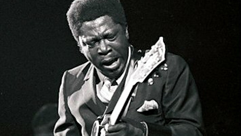 B.B. King at the Fillmore East