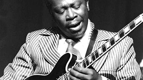 B.B. King Rocks the Fillmore West