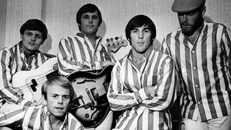 The Beach Boys at the Fillmore East