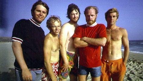 Surf's Up With the Beach Boys