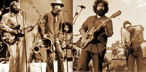 The Beach Boys Meet the Grateful Dead