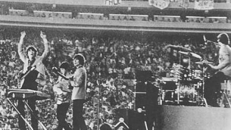 Remembering the Beatles at Shea Stadium