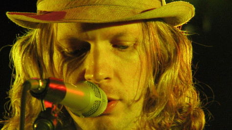 Rock: Beck at the Knitting Factory