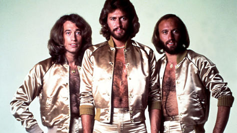 Rock: The Bee Gees' Brotherly Harmonies