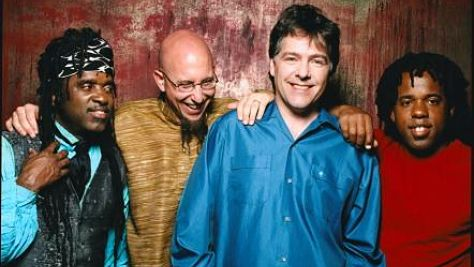 Folk & Bluegrass: Bela Fleck and The Flecktones