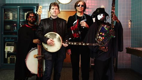 Folk & Bluegrass: Bela Fleck & the Flectones at Maxx's