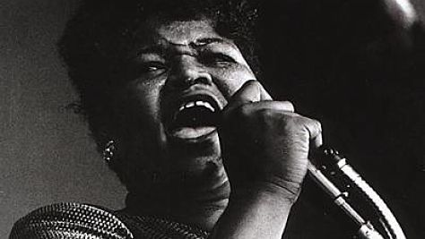 Big Mama Thornton's Gritty Holler