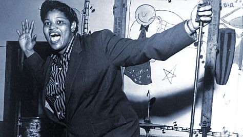 Blues: Big Mama Thornton at Newport, '69