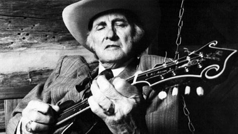 Folk & Bluegrass: Remembering Bill Monroe