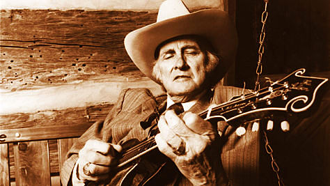Folk & Bluegrass: Bill Monroe In Memoriam