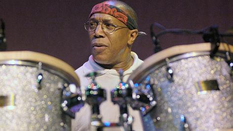 Masterful Drummer Billy Cobham