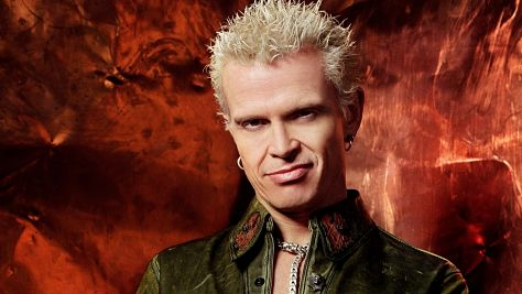 Billy Idol at the Nassau Coliseum