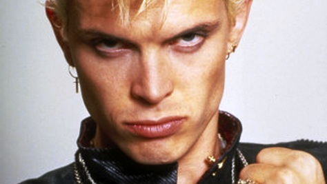Billy Idol Screams 'Mony, Mony'