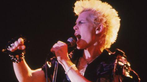 Rock: Billy Idol's Rebel Yell