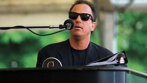 Rock: Billy Joel at the Boston Garden, '93