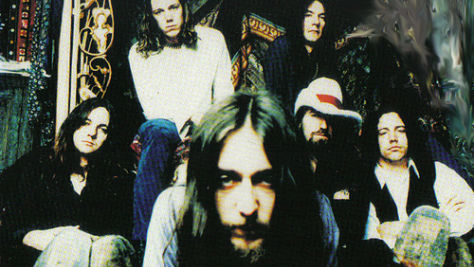 Video: The Black Crowes Jammin'