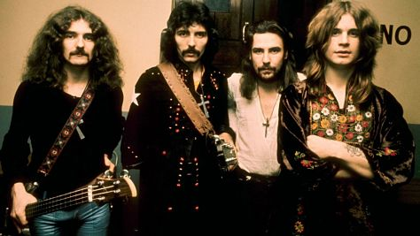 Rock: Black Sabbath at Asbury Park, 1975