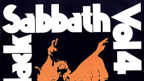 Sabbath in '74