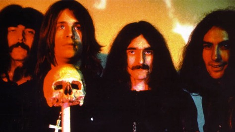 Sabbath Terrifies in 1970
