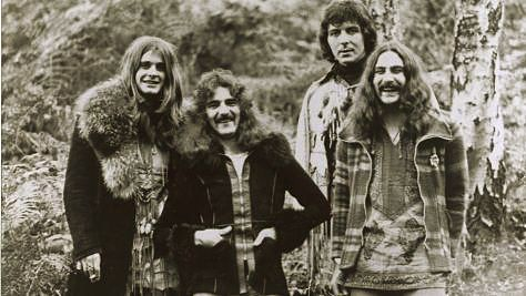 Rock: Black Sabbath at the California Jam
