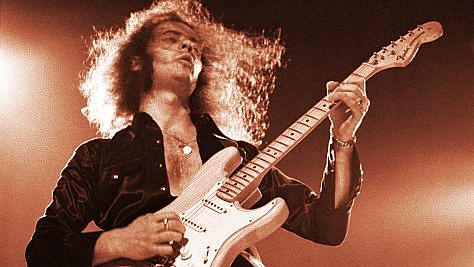 Ritchie Blackmore's Rainbow in Boston, '81
