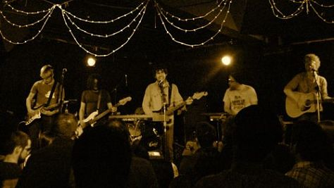Blitzen Trapper at Noise Pop, 2008