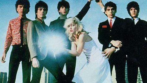 Blondie in Dallas, 1979