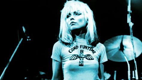 Rock: New Release: Blondie at Paradise, '78